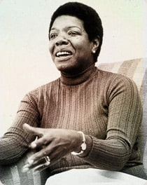 Poet, author Maya Angelou dies at 86 27
