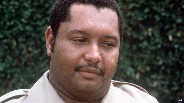 Former Haiti president 'Baby Doc' Duvalier Dies At 63 37