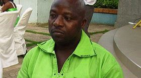 Thomas Eric Duncan first patient diagnosed with Ebola in the United States, died today Wednesday October 8th, 2014 18