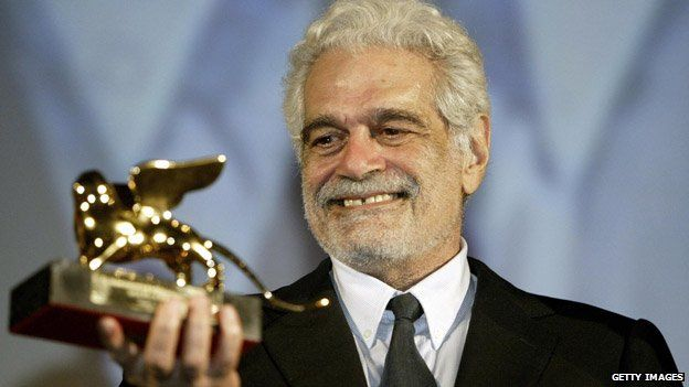 Omar Sharif died today