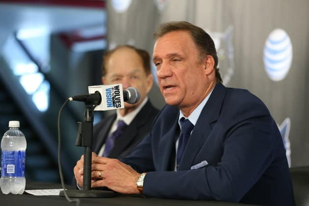 Flip Saunders Who Died Today was Timberwolves Head Coach 14