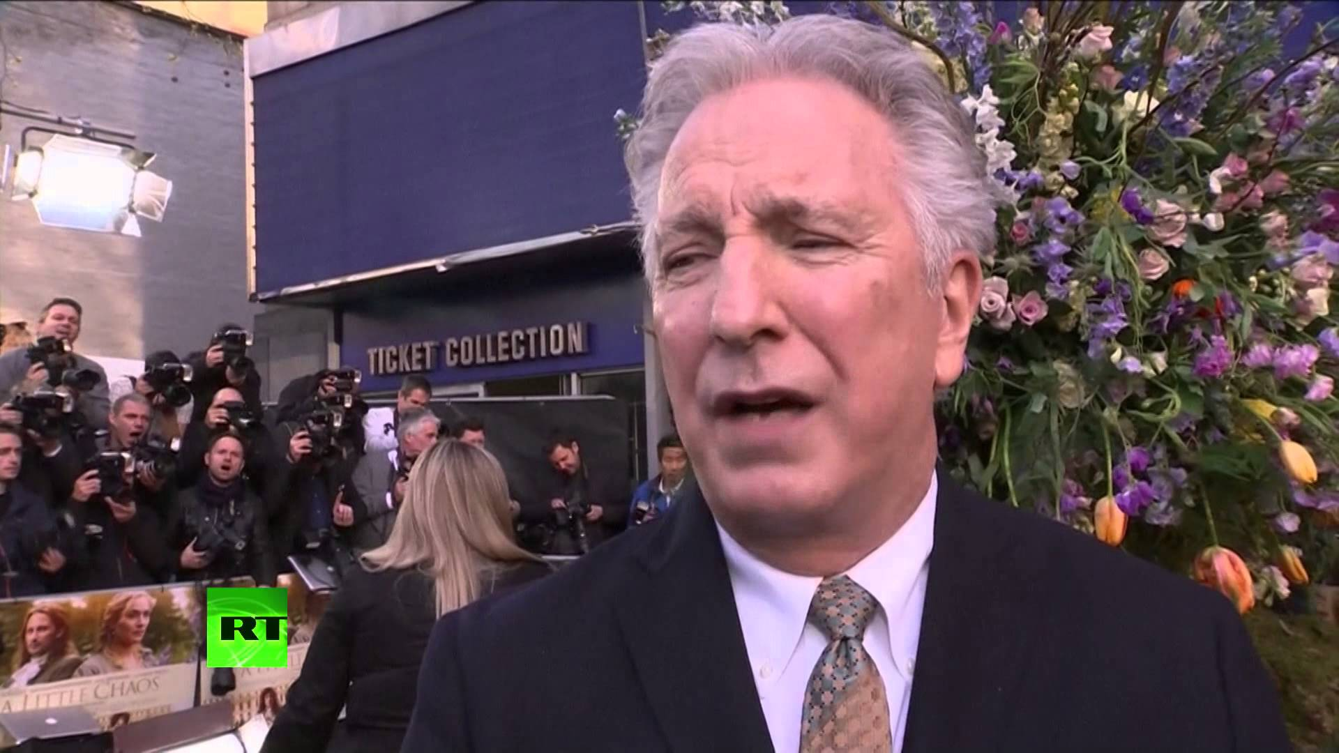 RIP Alan Rickman who died today from cancer 25