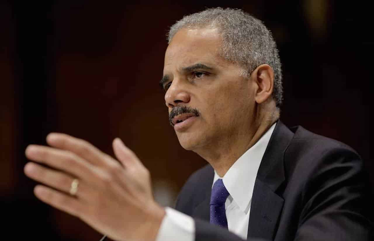 Eric Holder Looked The Other Way On Narco-Laundering HSBC Bank 50