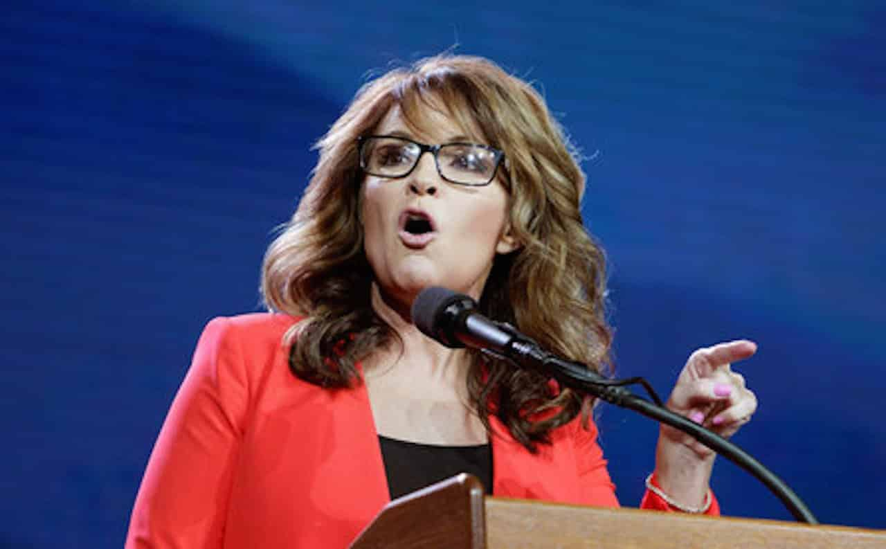 "Correction: Sarah Palin Said BLM Aren't ""Peaceful,"" Not BLM Aren't ""People"" 21"
