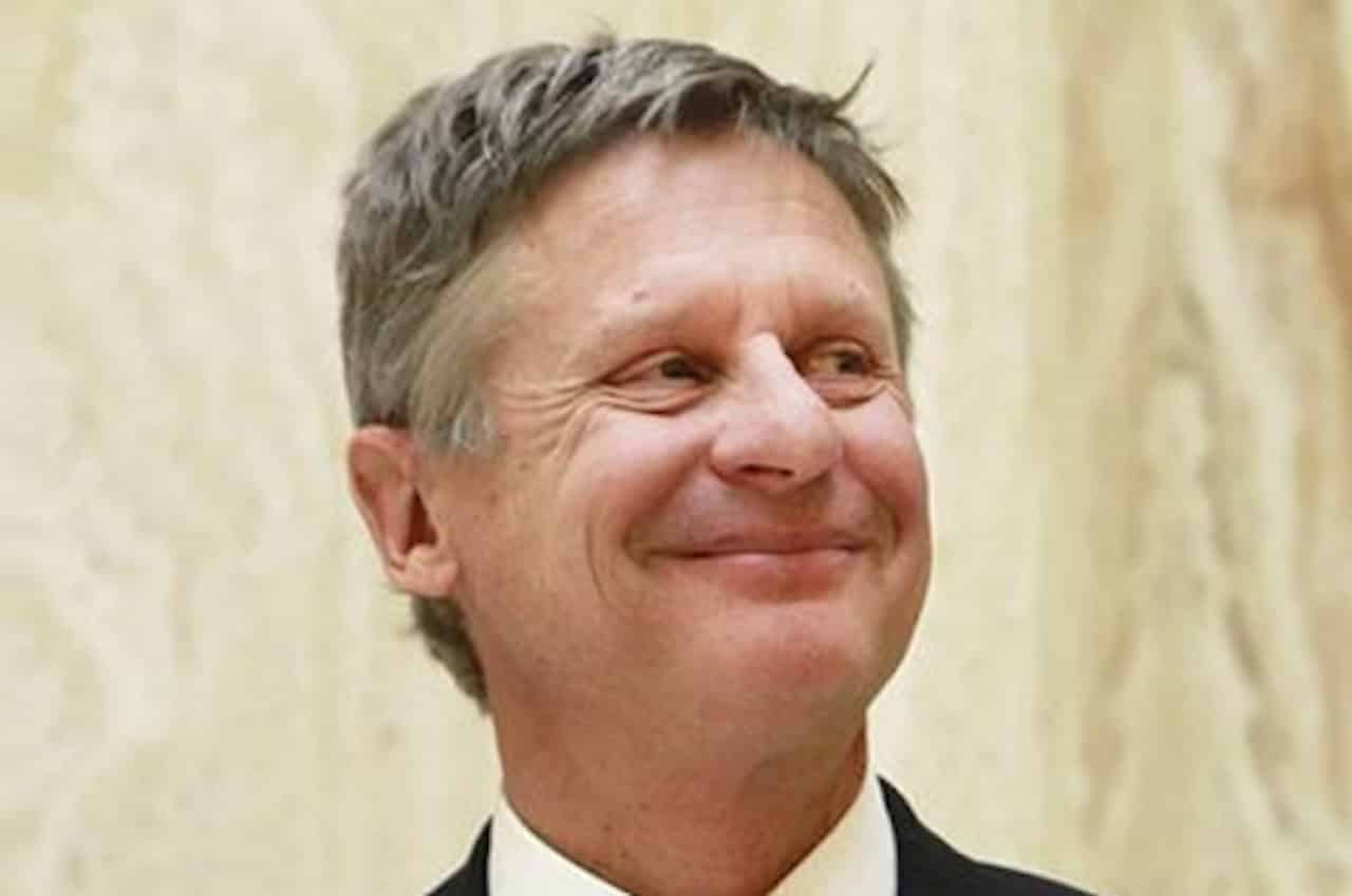 4-Person Race? Gary Johnson Catching Trump In Key Demographics 37