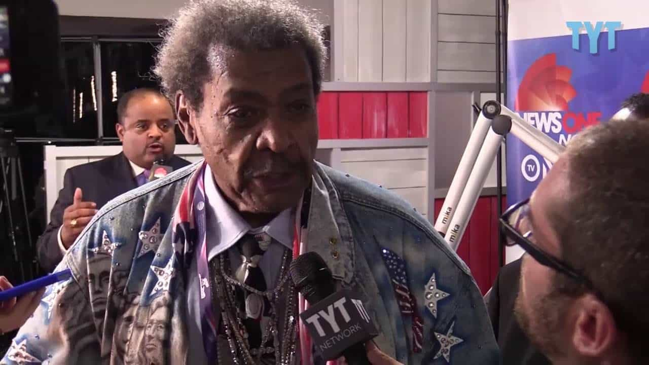 Don King's Verbal Diarrhea In Defense Of Donald Trump 29