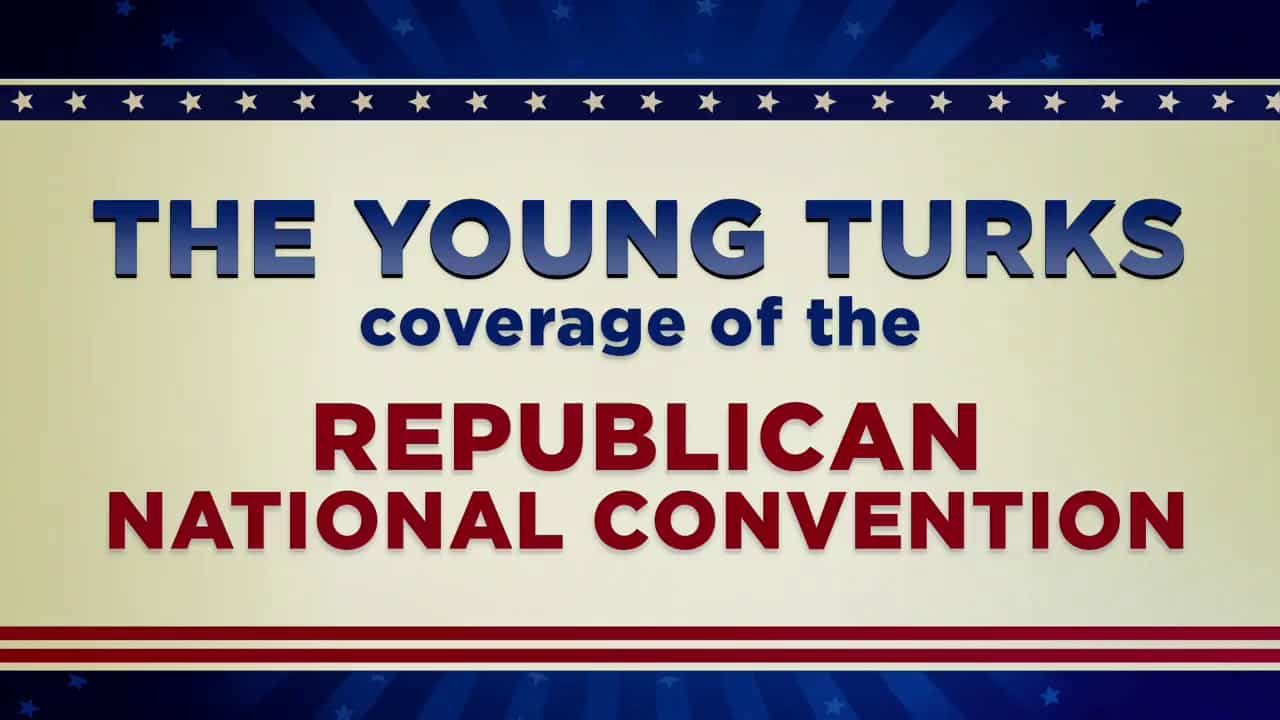The Young Turks - Live from the RNC!  7/19/2016 9
