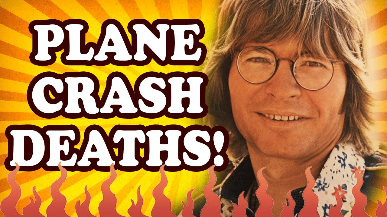 Top 10 Famous People Who Died In An Airplane Crash 18