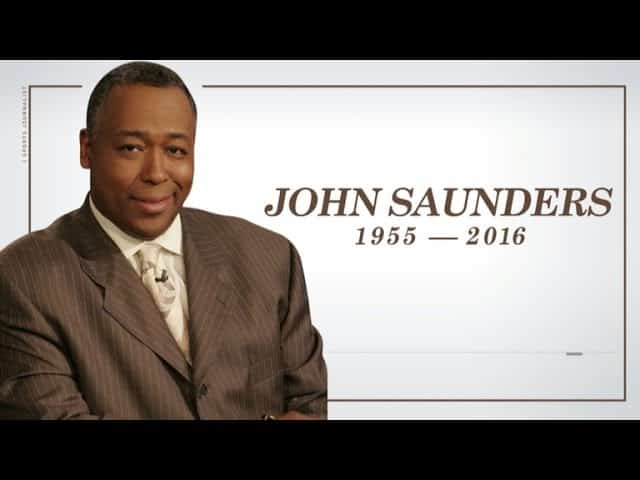 Gottlieb: John Saunders passes away 31