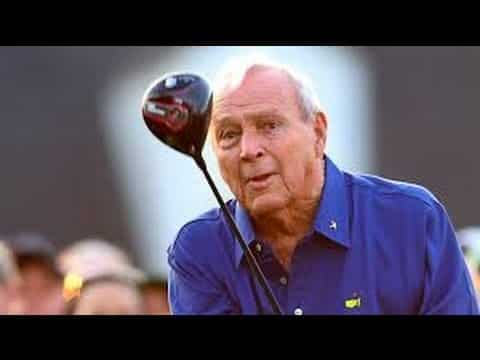 Golf great Arnold Palmer dies aged 87 17