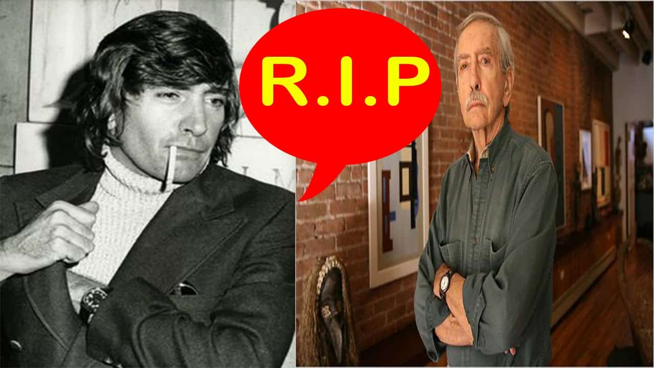 Legendary playwright Edward Albee dead at 88 | Edward Albee  biography | Edward Albee death 17