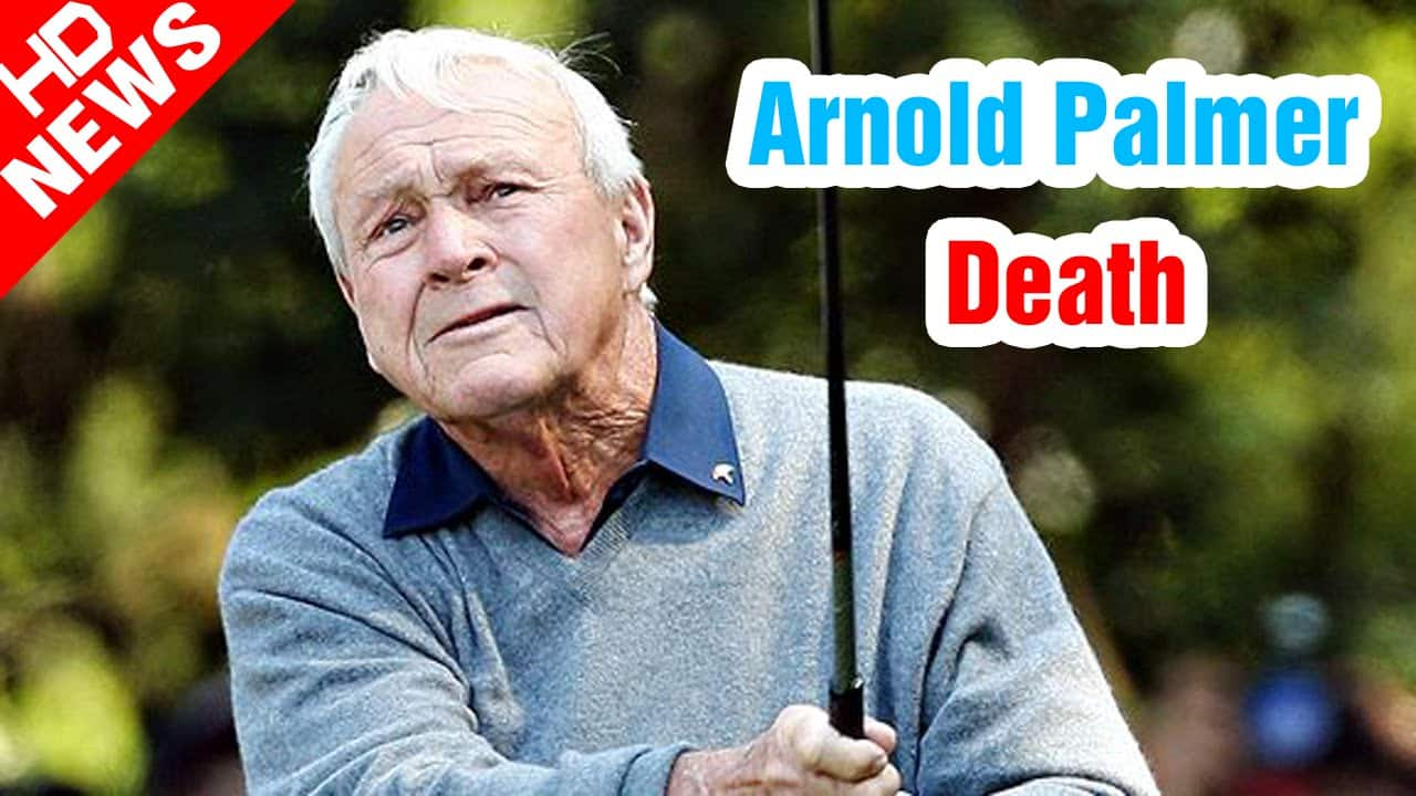 Arnold Palmer cause of death | Arnold Palmer, the Magnetic Face of Golf in the '60s, Dies at 87 20