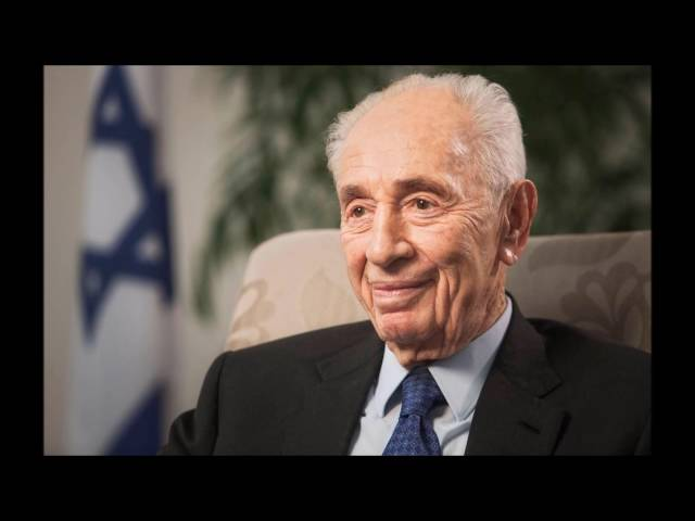 Shimon Peres Was Good for Israel, but Never for the Palestinians 1