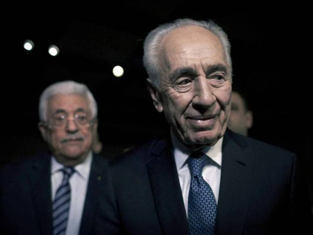 Shimon Peres Was Good for Israel, but Never for the Palestinians 21