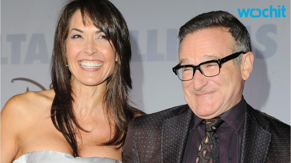 Robin Williams' Widow Talks About His Last Days 23
