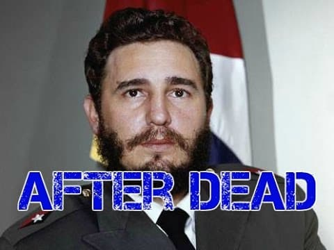 Fidel Castro dies at 90 | The Cuban dictator | 23
