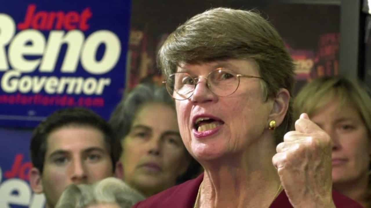 Former Attorney General Janet Reno has died at age 78 7