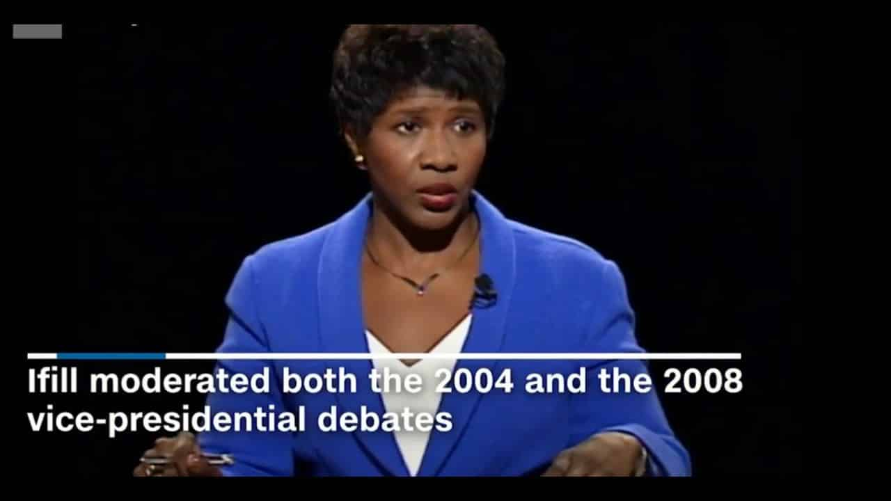 Gwen Ifill Passes At Age 61, Anchor Host Of PBS News Hour, Veteran Journalist & Newscaster 25