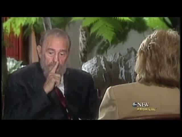 Former Cuban President Fidel Castro Dies at 90 27
