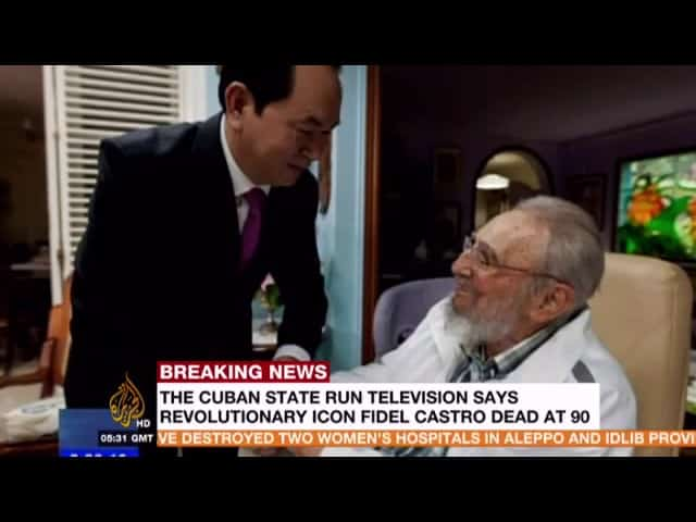 Fidel Castro Dies at age 90  Cuba Fidel Castro is DEAD 17