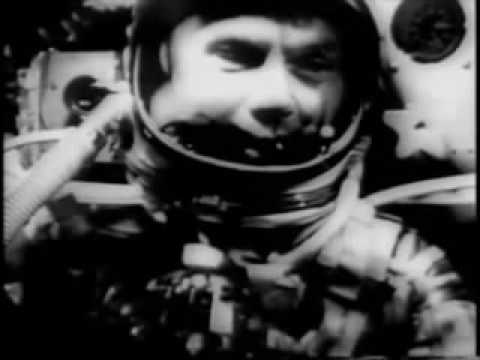 John Glenn   First American Astronaut to Orbit the Earth   February 20, 1962 24