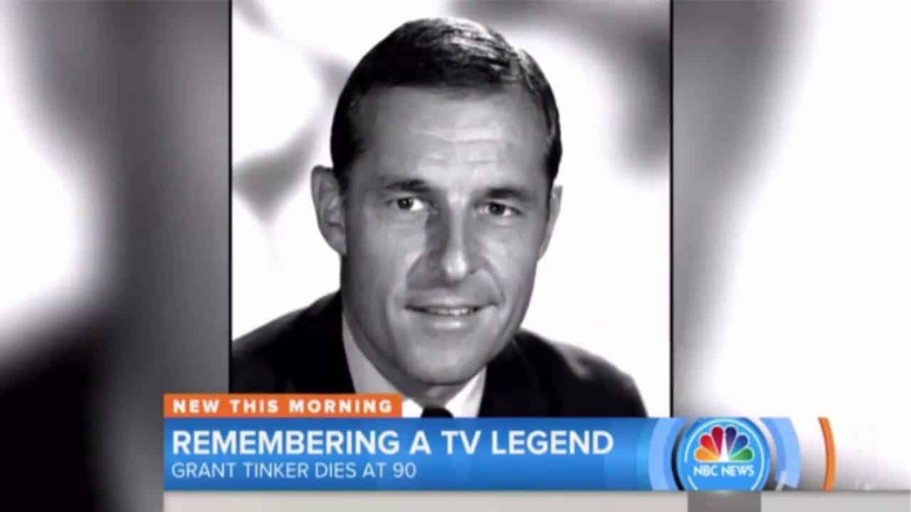 Grant Tinker, former CEO of NBC, dies at age 90 15