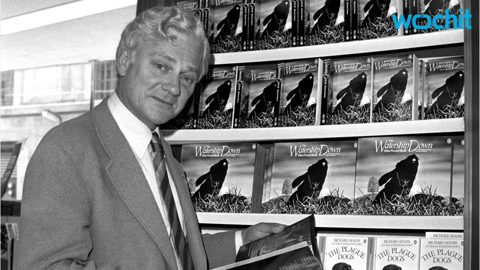 Watership Down Author Richard Adams Dies At Age 96 11