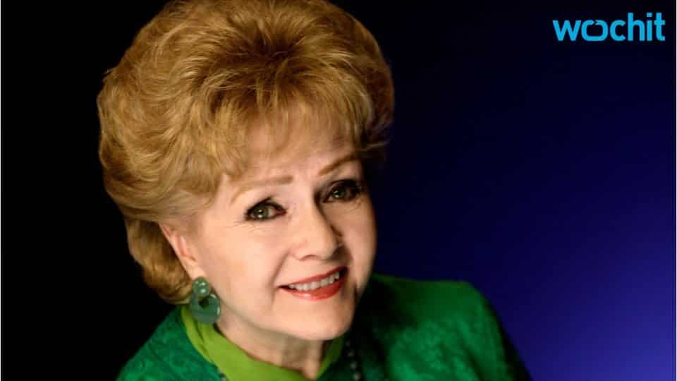Debbie Reynolds was Unsinkable 3