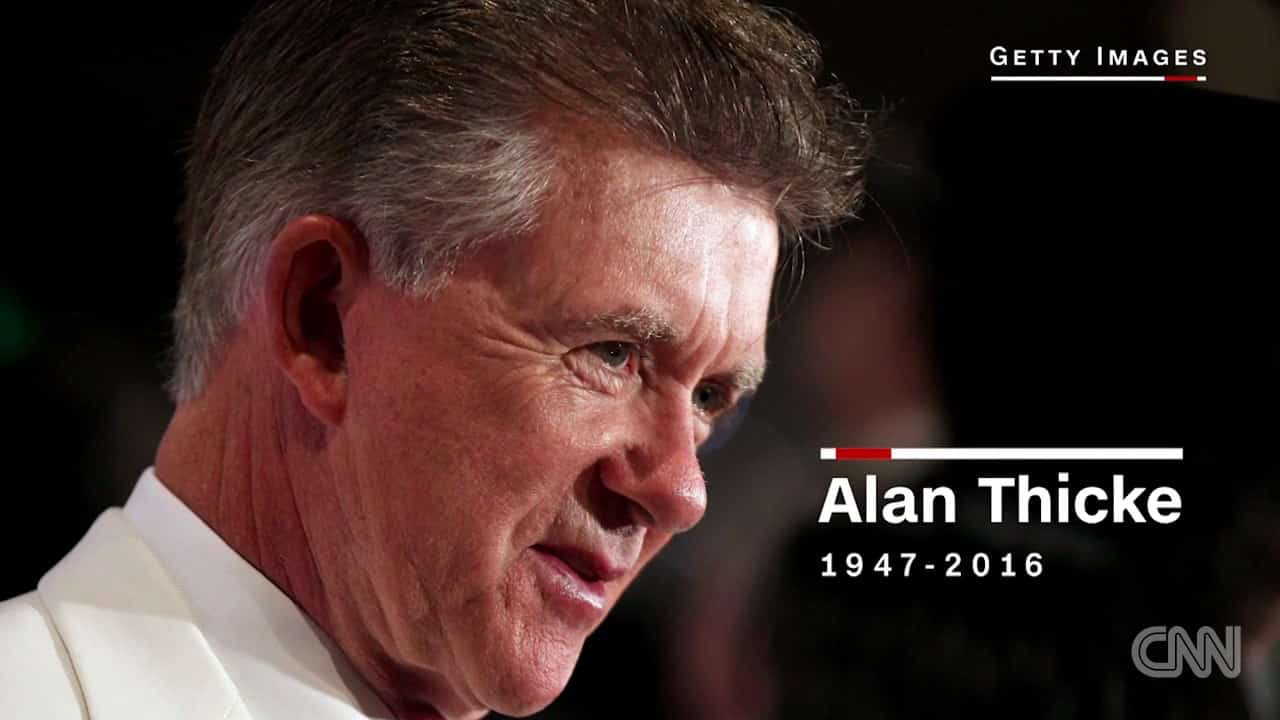 Alan Thicke dead at 69 22