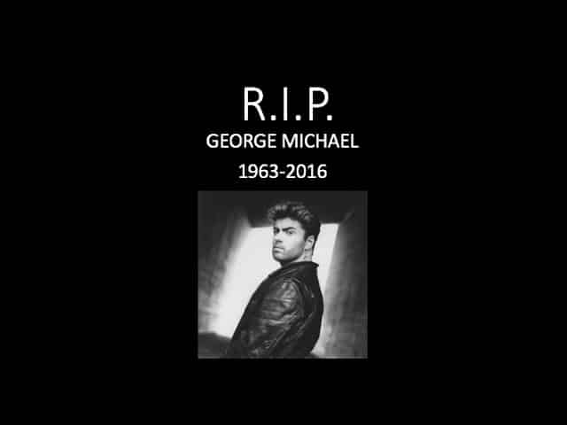 BREAKING NEWS: Singer George Michael Has Died At Age 53 23