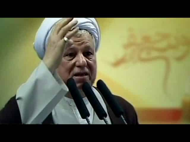Ex-President Rafsanjani a 'most influential figure' in Iran 19