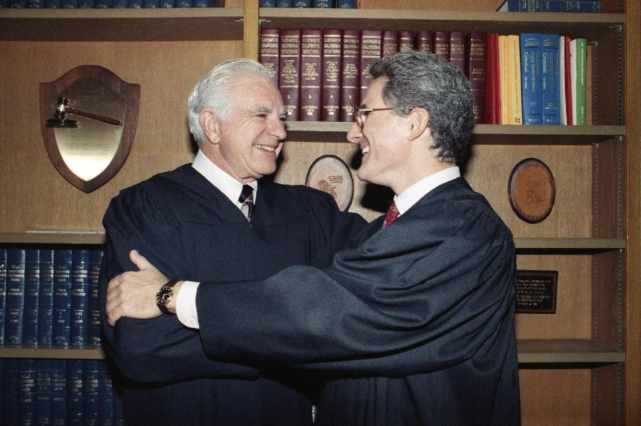 Joseph Wapner, Judge