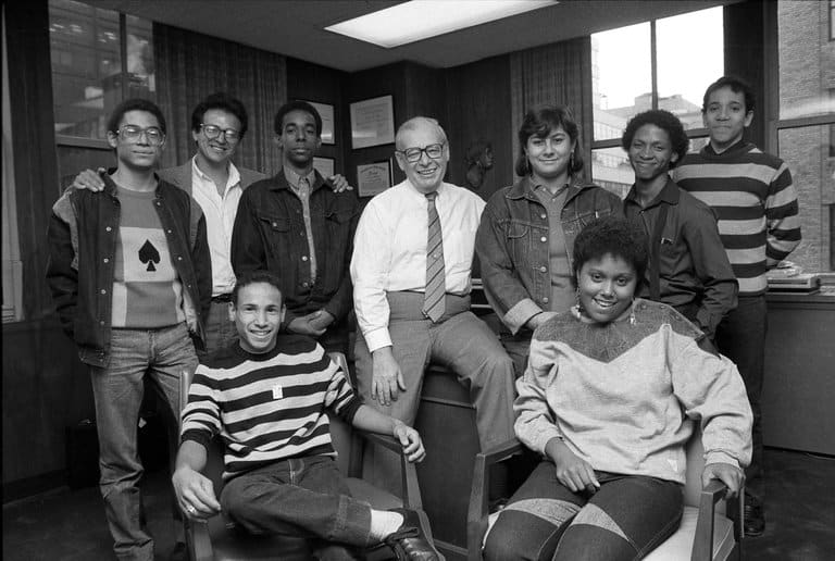 Eugene Lang, Investor Who Made College Dreams a Reality, Dies at 98
