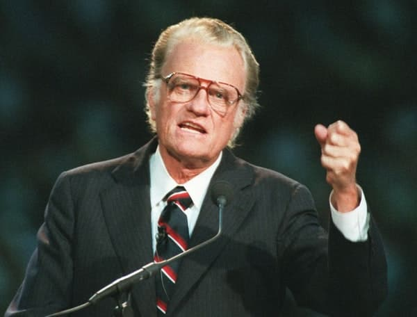 Television Evangelist Billy Graham Dead At 99 37