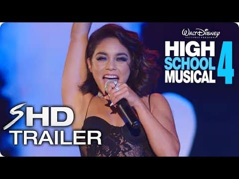 HIGH SCHOOL MUSICAL 4 Teaser Trailer (2019) Zac Efron, Vanessa Hudgens Disney Musical Movie Concept 27