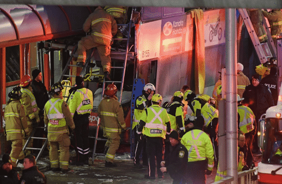 23 Injured and three killed in Ottawa bus crash
