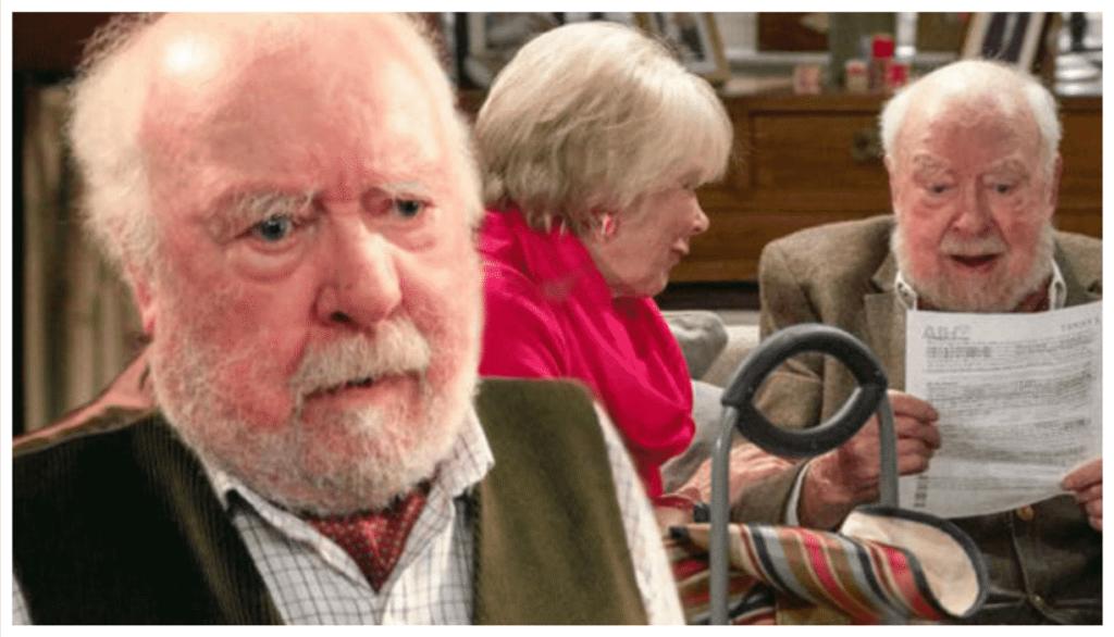 Emmerdale actor Freddie Jones deadat 91
