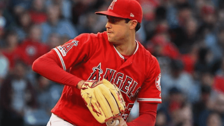 Tyler Skaggs died Monday July 1 2019