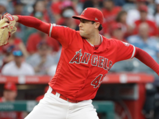 27-Year-Old Tyler Skaggs Angels pitcher  died on Monday in Texas 1