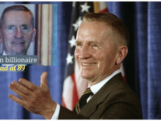 Ross Perot The Two-Time Former US Presidental Candidate Dead At 89 2