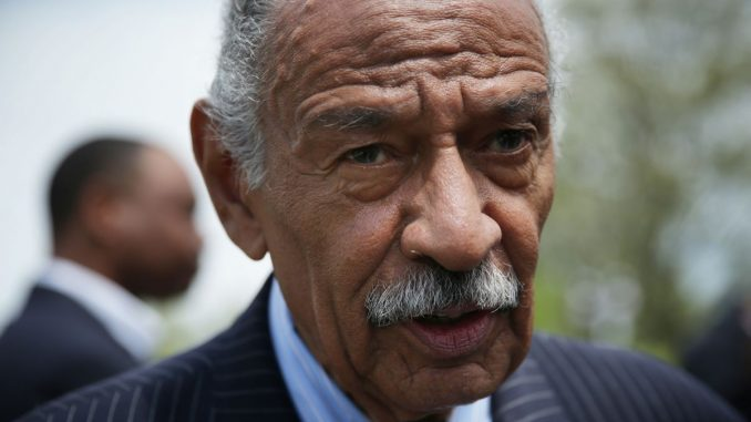 Dead at 90 is John James Conyers Jr. Former US Congressman Democratic Party Member. 4