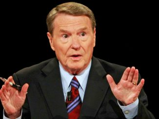 Jim Lehrer BPS newsman dead at 85