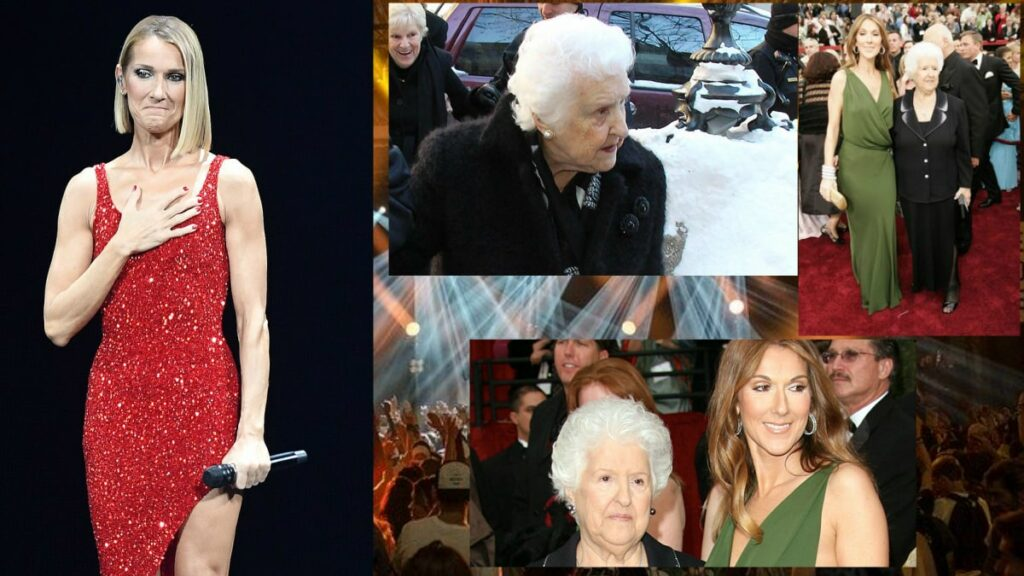 Superstar singer, Celine Dion's mother Dead at 92