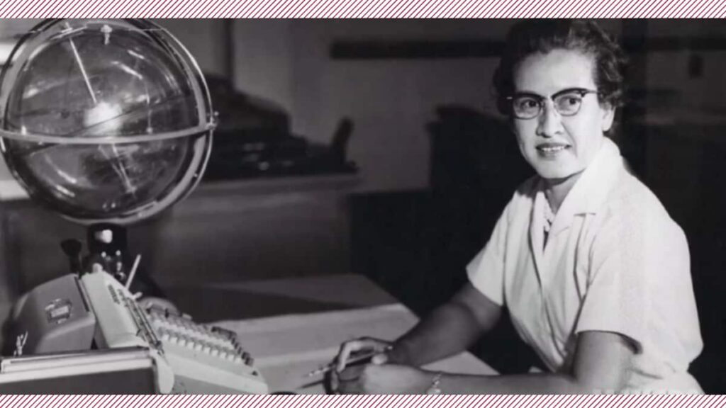 101-year-old Katherine Johnson an American mathematician is dead