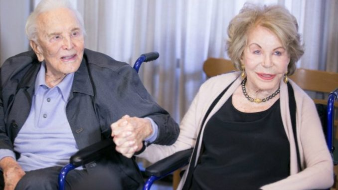 kirt Douglas actor dead at 103