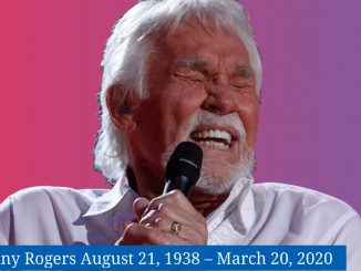 Kenny Rogers legendary country music singer dead at 81
